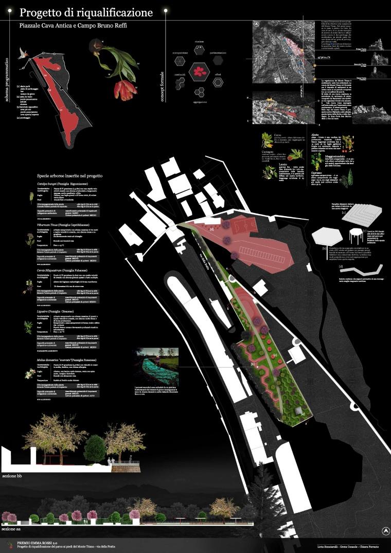Progetto di riqualificazione Piazzale Cava Antica e Campo Bruno Reffi